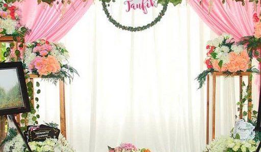 dekorasi pernikahan jombang