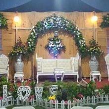 dekorasi pernikahan trenggalek
