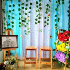 dekorasi pernikahan sampang