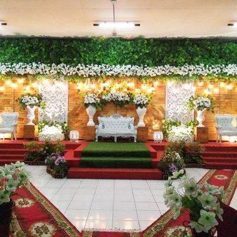 dekorasi pernikahan bangkalan