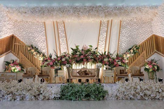dekorasi pernikahan indramayu
