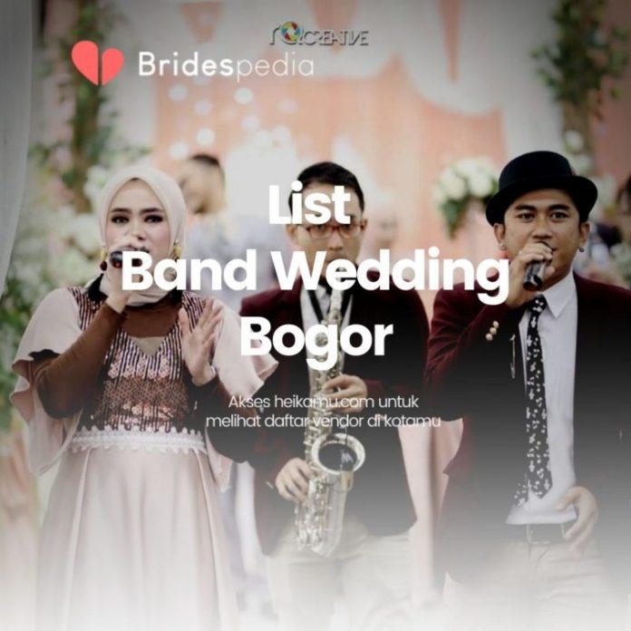 Entertainment Band Pernikahan Bogor