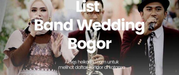 Wedding Band Bogor