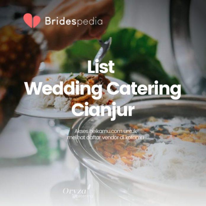 Wedding Catering Cianjur