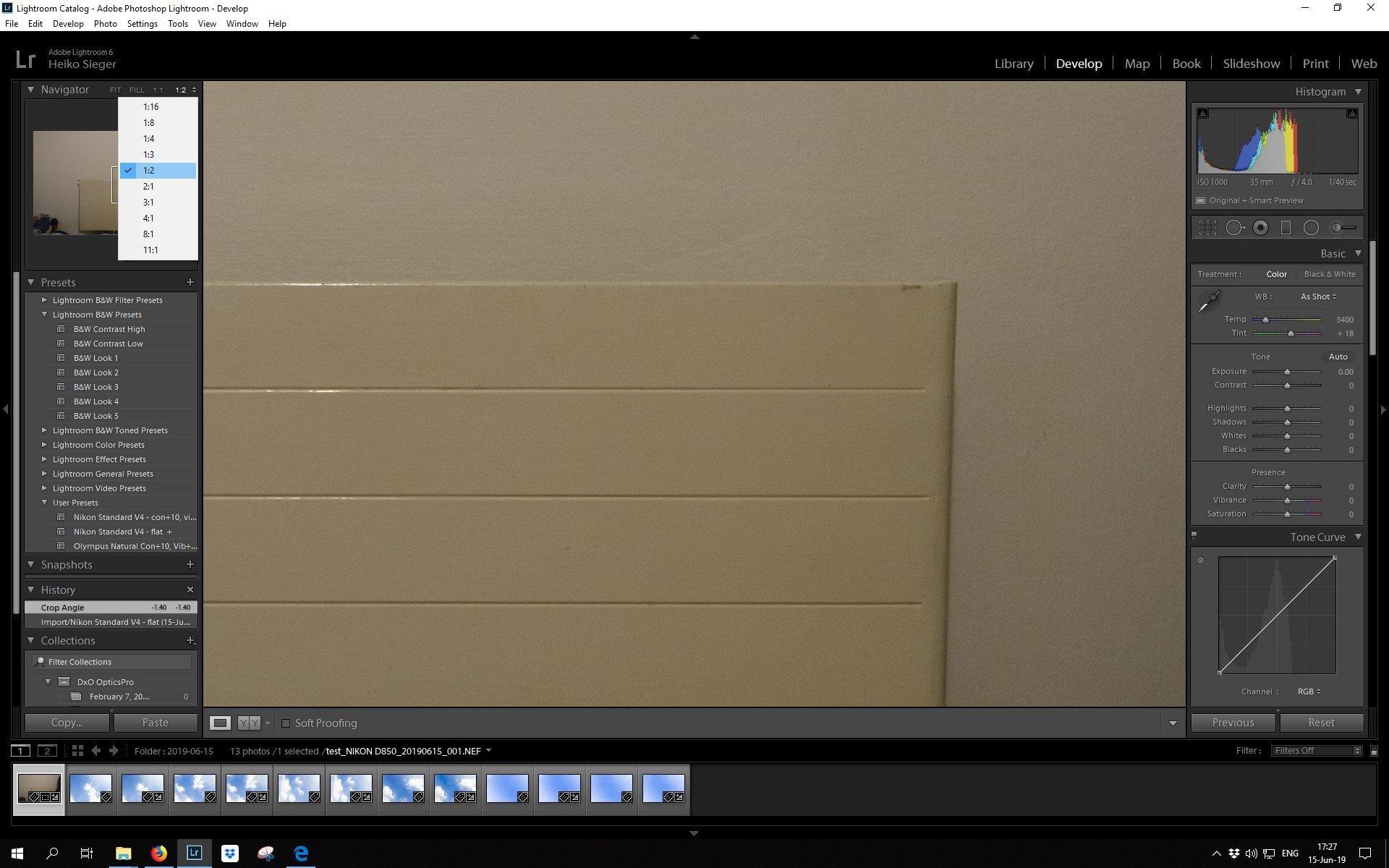 Nikon D850 - First Impressions - Heiko's Blog