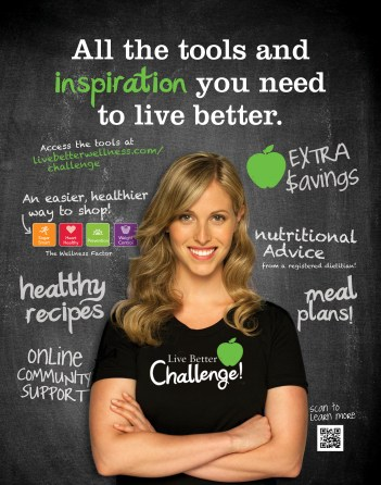 The Live Better Challenge!
