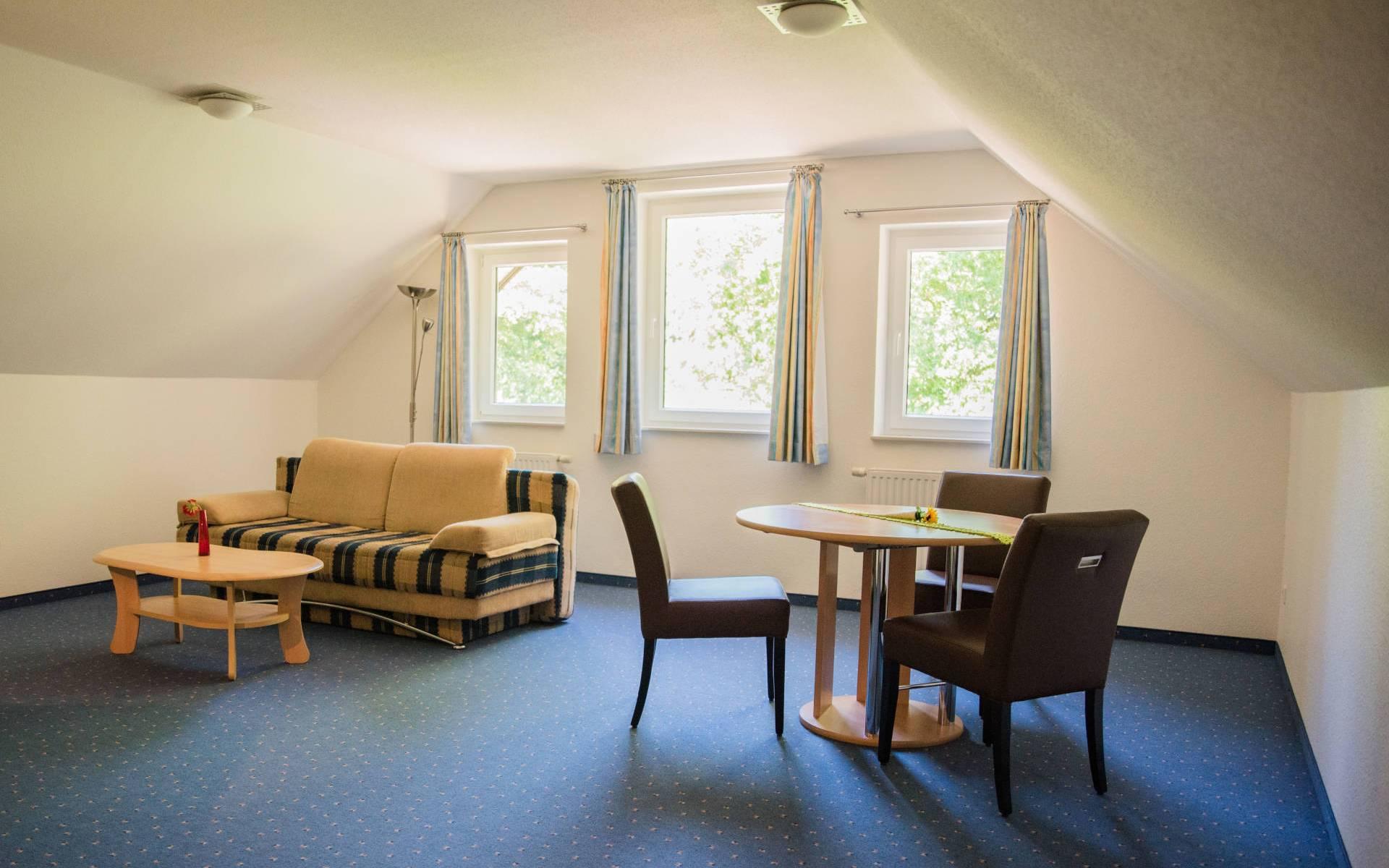 Appartement im Hotel Heilemann