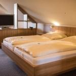 Bett Doppelbett Suite Juniorsuite Hotel Heilemann Wietmarschen