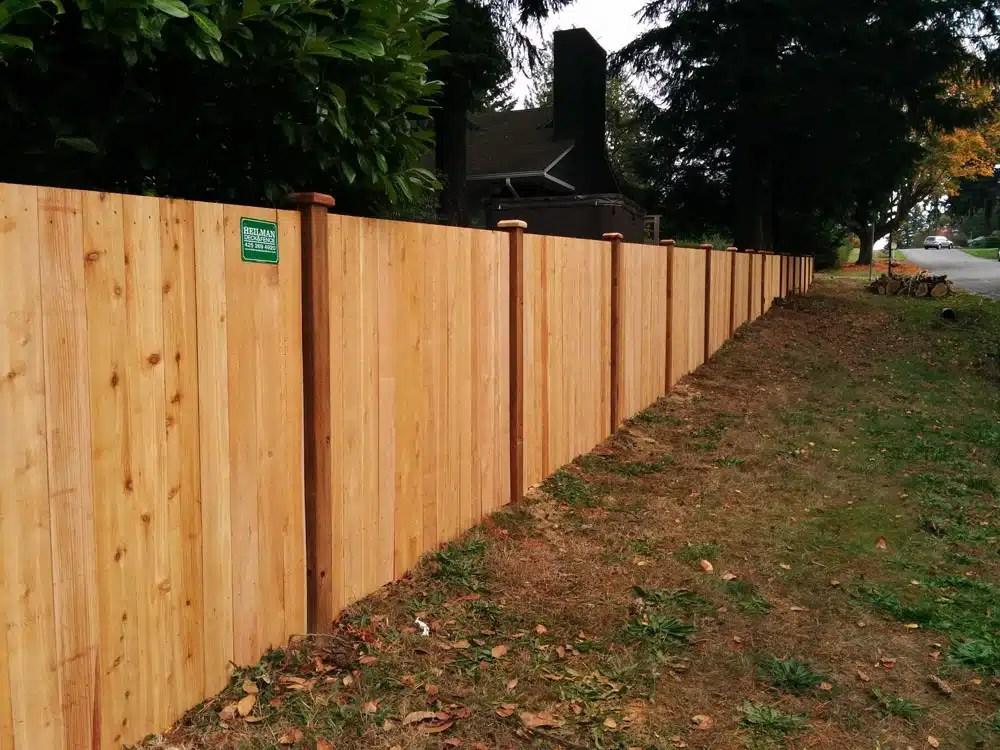 Heilman Deck & Fence