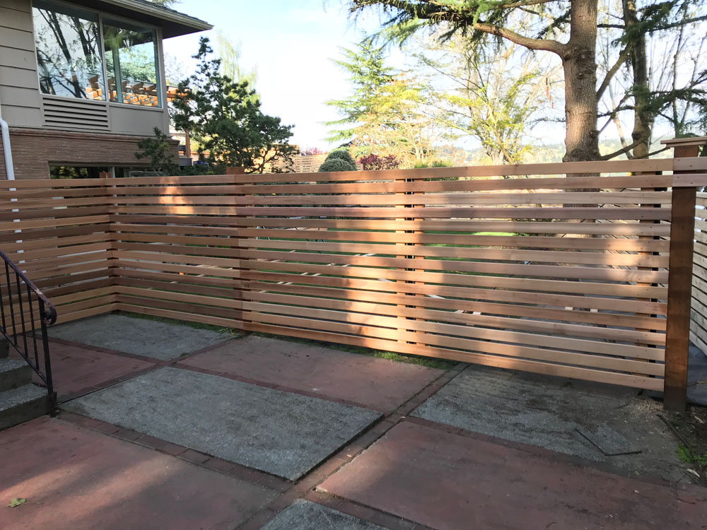 Pacific Northwest Fence Building Contractor | Heilman Deck & Fence