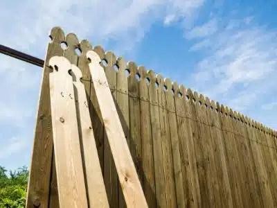 wood fence installation kirkland