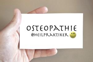 heilpraktiker osteopathie