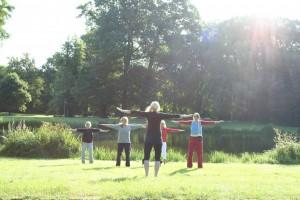 Doris Seedorf ist Qigong Trainerin und Heilerin der Neuen Zeit ,in Bremen
