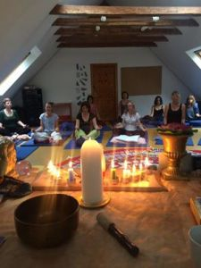 Energetische Heilung und Meditation in Bremen bei Heilpraktikerin Doris Seedorf