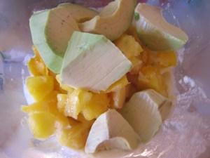 avacado og mango