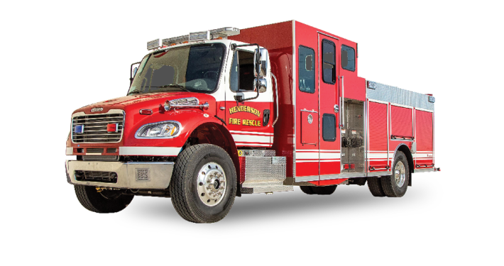 Heiman Fire - Minnesota Fire Trucks - Henderson Fire & Rescue