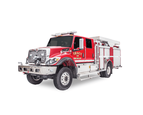 Tracy Fire and Rescue MN Rosenbauer Maverick