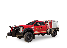 Heiman Fire Wildland Unit for Kalona Iowa Fire