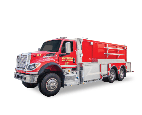 Heiman Fire Waterking Tanker for Williston Fire Dept