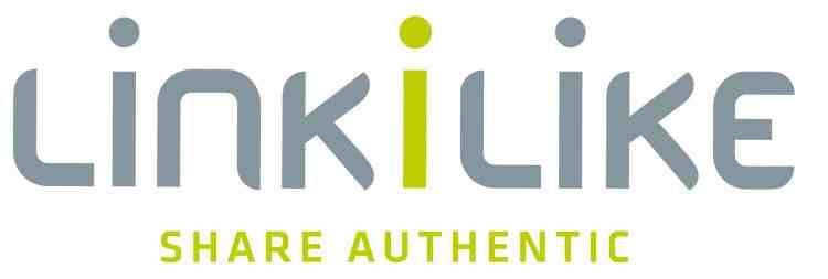 Linkilike als Heimarbeit: Logo