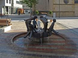 Lausbubenbrunnen
