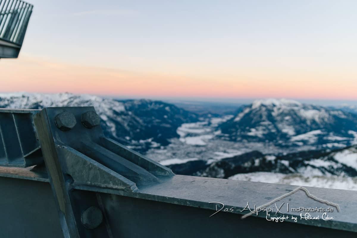 Das AlpspiX - genieße den Augenblick