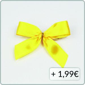 Schleife gelb