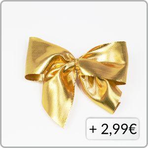 Schleife gold