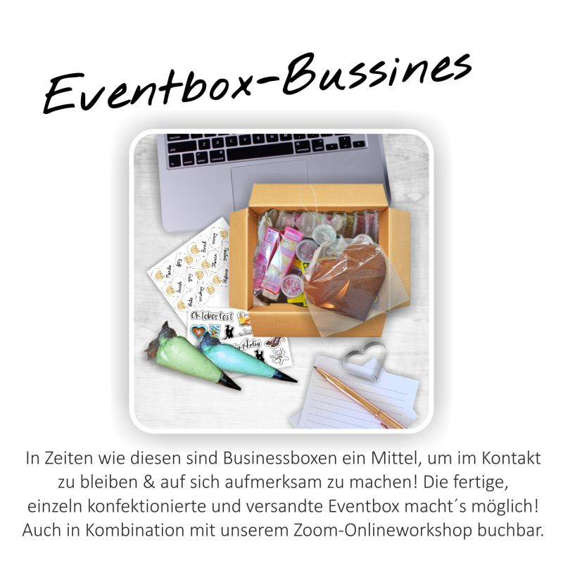 Eventbox Bussines