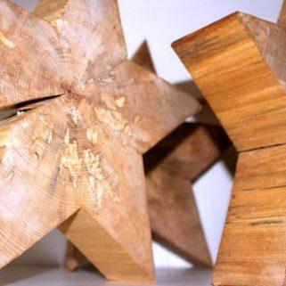Holzsterne