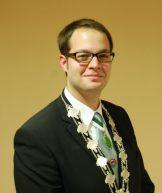 Präsident - Benedikt Obst