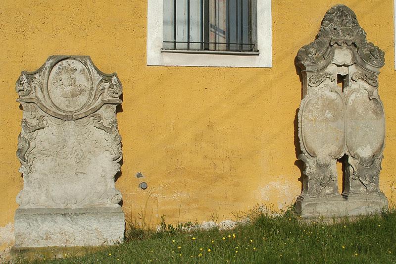 Grabsteine © 2009 J. Mänz