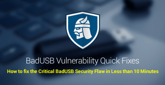 BadUSB Vulnerability Quick Fixes