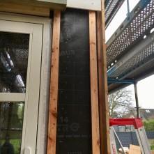 Fassadenaufbau N-Terrassentür