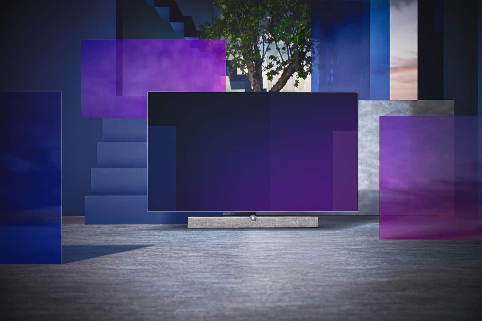 Neuheit Philips TV OLED+935 mit erweiterter KI-Funktionalitäten