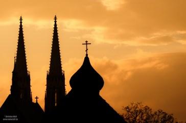 Heilige-Konstantin-und-Helena-Kirche & Pfarrkirche St. Peter und Paul
