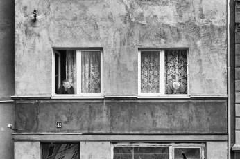 Getrennte Fenster.