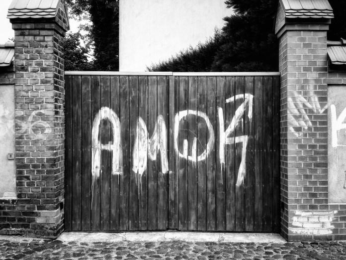 Amok in der Nikolaivorstadt.