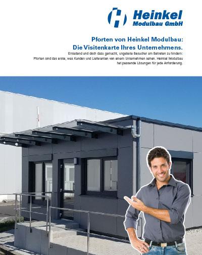 , Pforten, Heinkel Modulbau