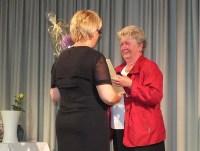 Frau Marlies Seiffert - Bürgermeisterin von Karlshagen