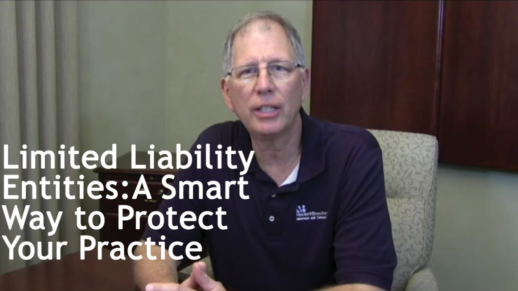 yt 9467 Limited Liability Entities A Smart Way to Protect Your Law Practice - Limited Liability Entities: A Smart Way to Protect Your Law Practice