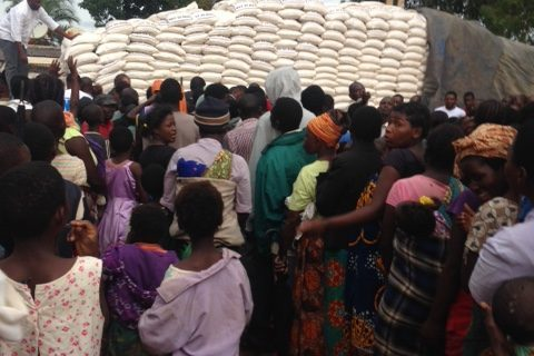 He Intends Victory Responds to Massive Flooding in Malawi