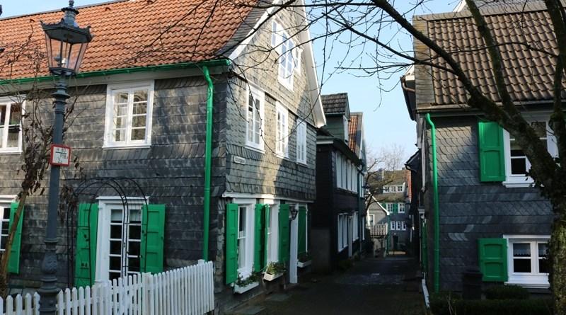 Lennep die Historische Altstadt