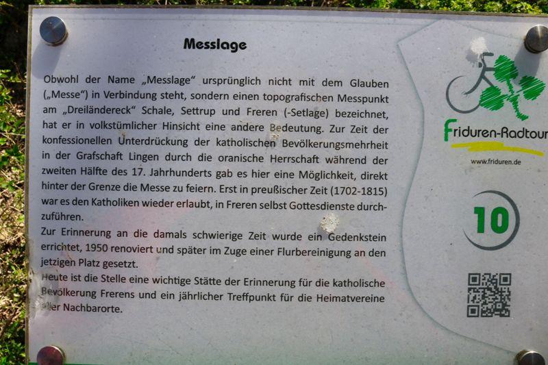 Hollandgänger-Route Freren