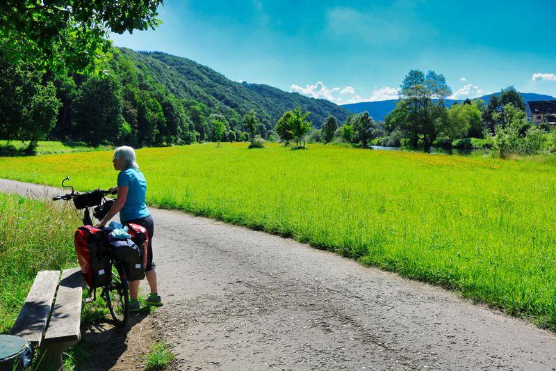 Radtour Sieg – Lahn – Rhein Teil 2