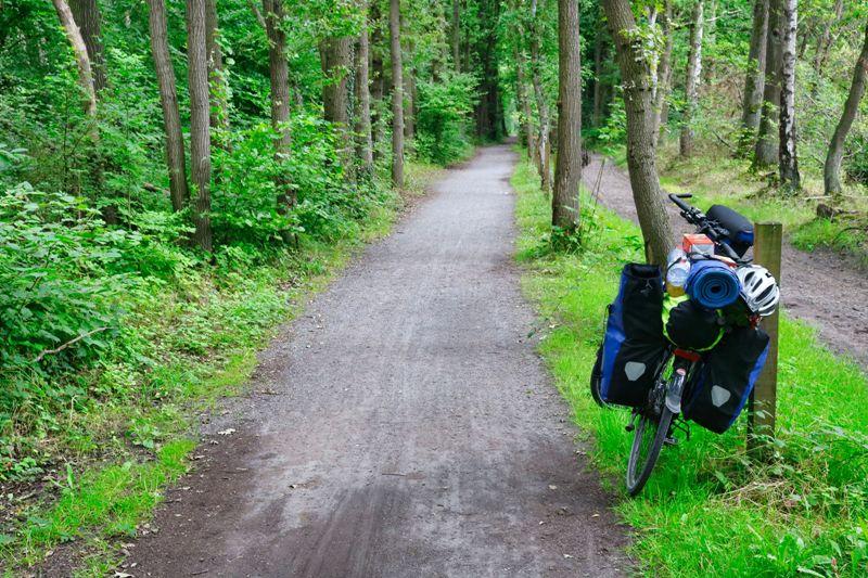 Radtour durch Deutschland Teil 2