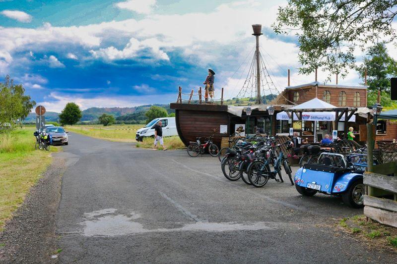 Radtour durch Deutschland Teil 5