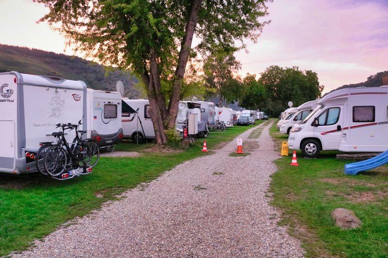 Campingplatz Schönburgblick am Rhein