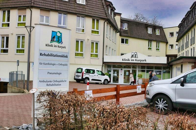 Bad Rothenfelde meine drei Wochen