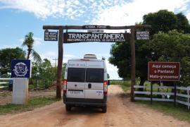 Rein ins Pantanal